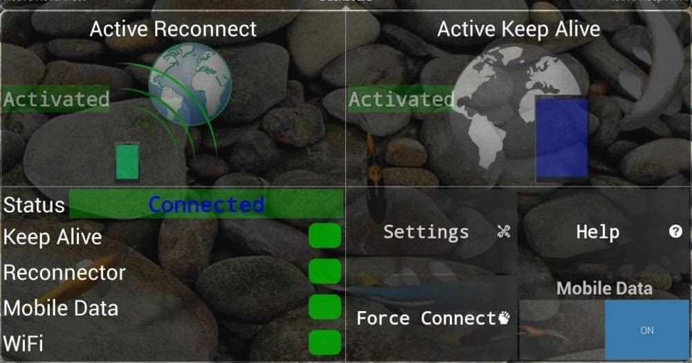 Aplikasi Penguat Sinyal-Connection Stabilizer Booster