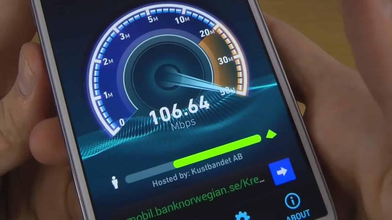 Aplikasi Penguat Sinyal-Internet Speed 4G
