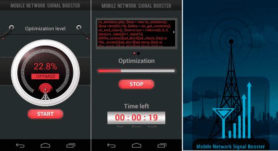 Aplikasi Penguat Sinyal-Signal Booster