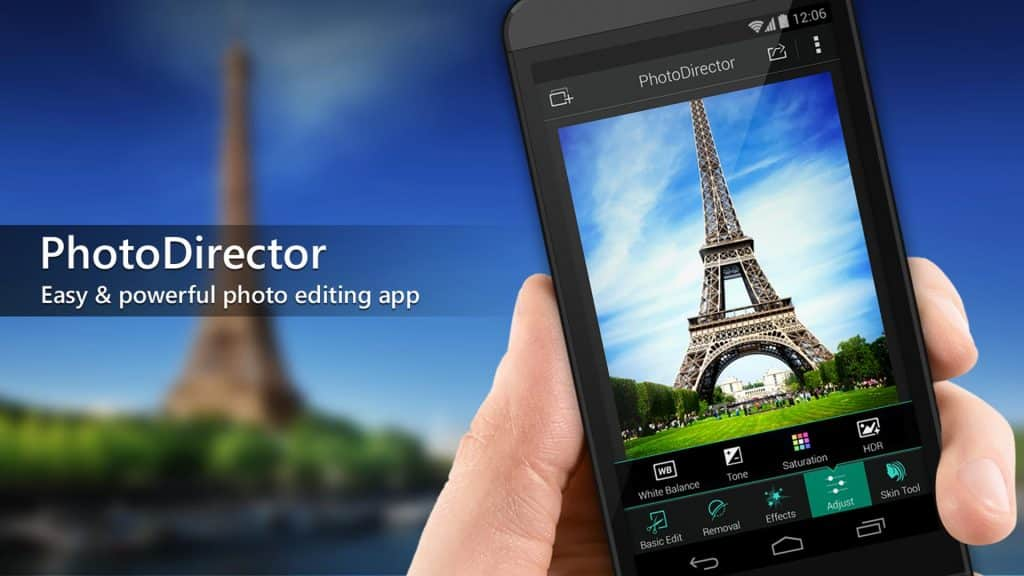 Aplikasi PhotoDirector
