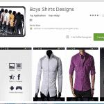 Boys Shirts Design