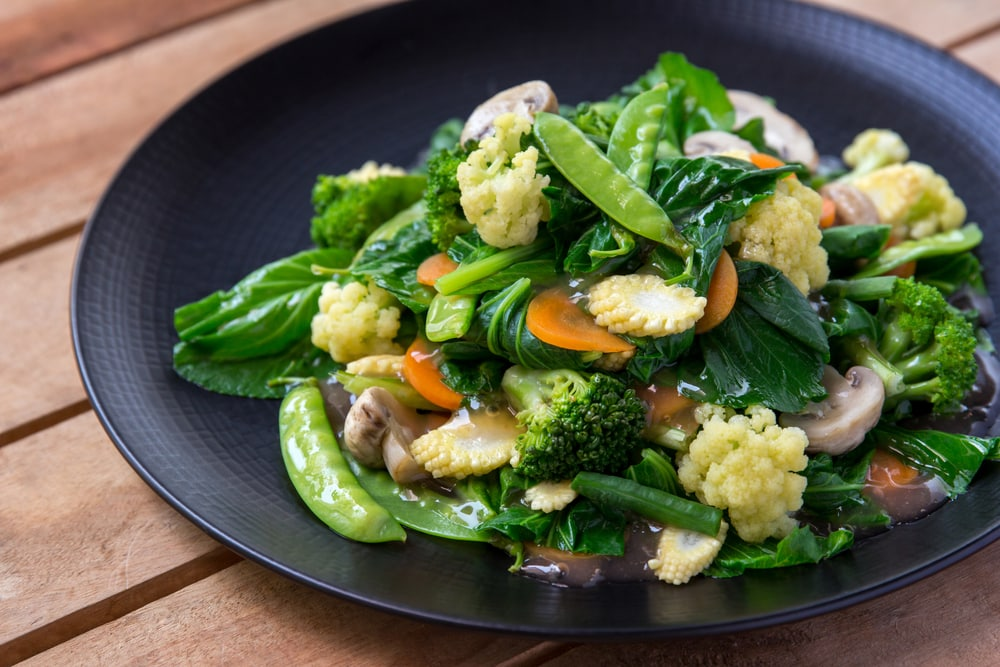 Capcai Sayur Sehat