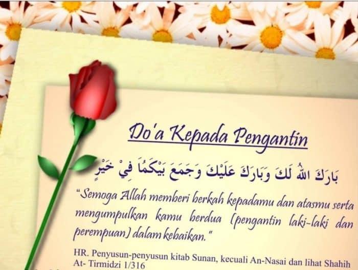 Doa Ulang Tahun Pernikahan