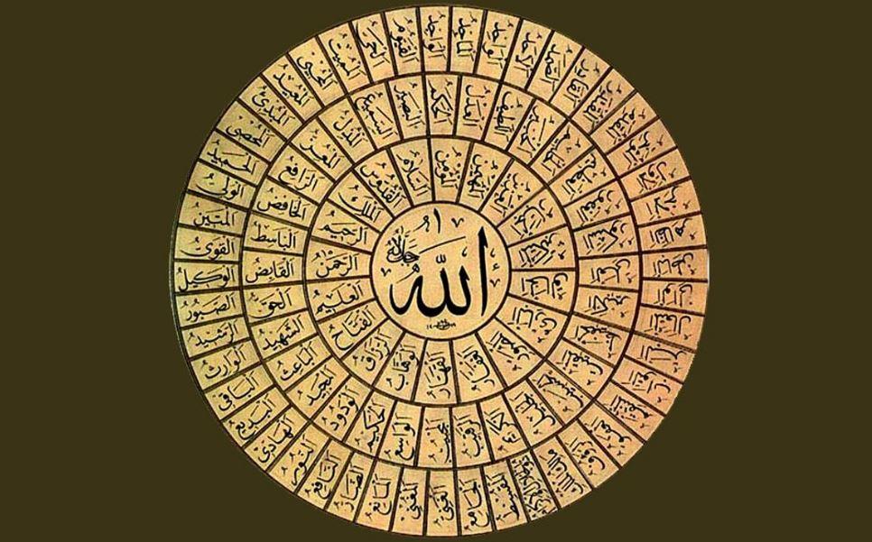Faedah 99 Nama-Nama Allah Asmaul Husna