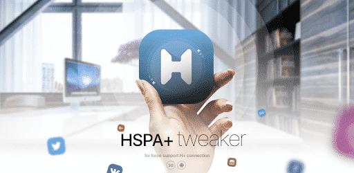 HSPA + Tweaker
