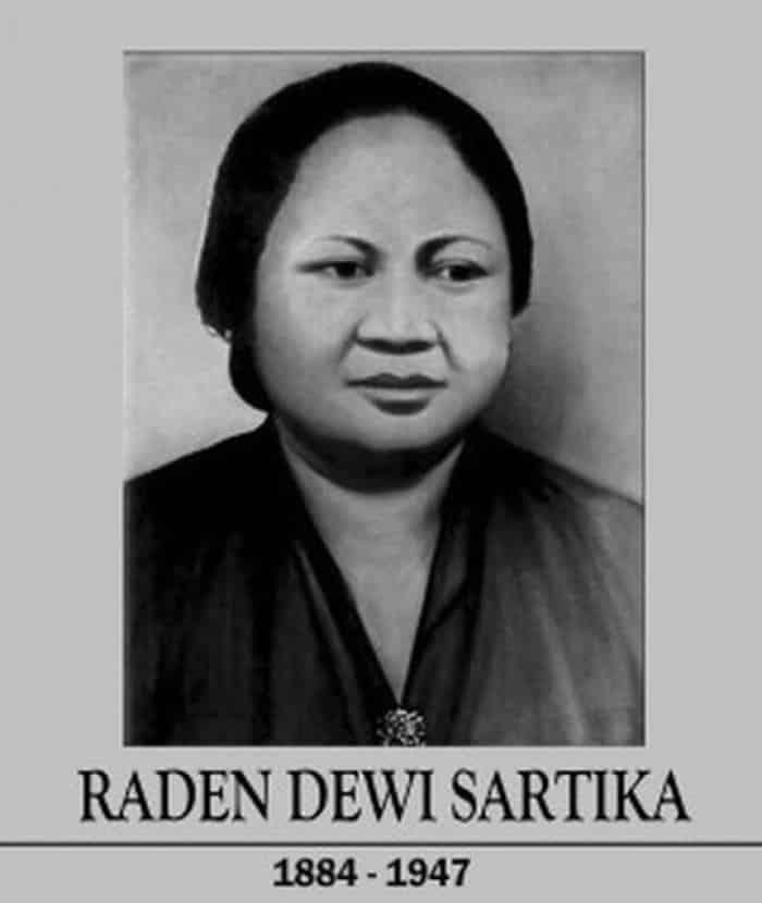 Masa Kecil Dewi Sartika