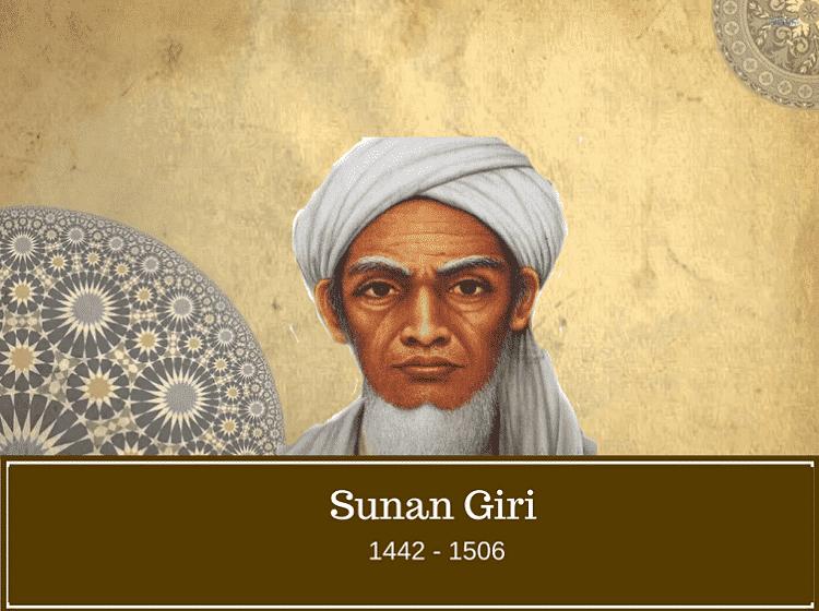 Perjuangan Penyebaran Agama Islam Oleh Sunan Giri Dan Asal Usul Namanya