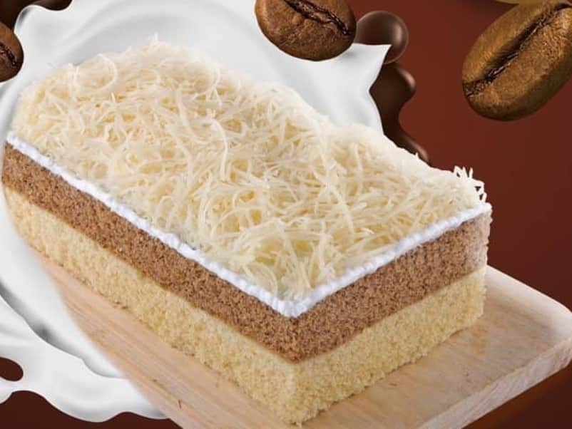 Resep Kue Lapis Rasa Kopi