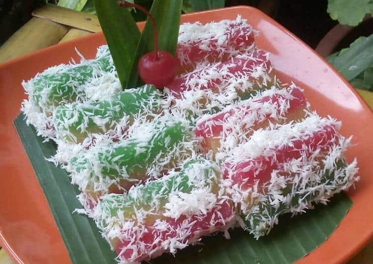 Resep Kue Lapis Singkong