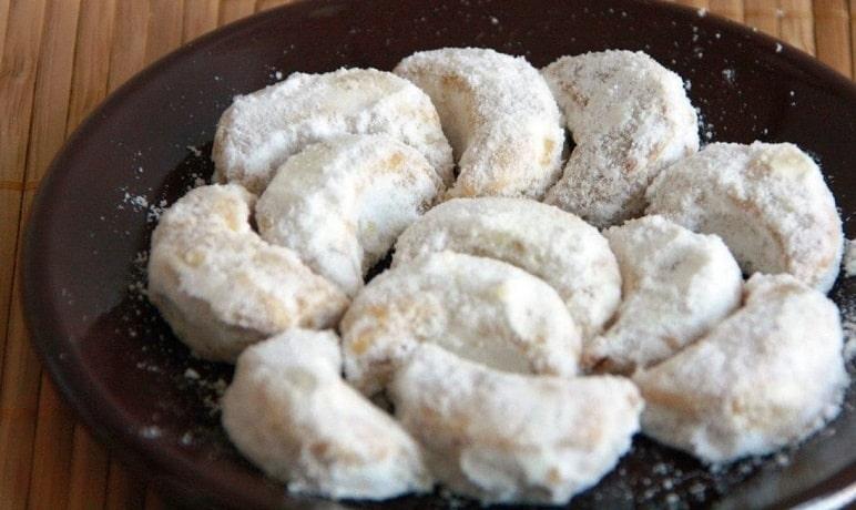 Resep Kue Putri Salju Lumer