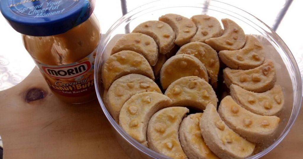 Resep Kue Putri Salju With Peanut Butter Chuncky