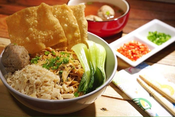 Resep Mie Ayam Kampung Spesial