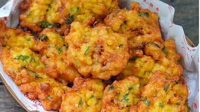 Resep Perkedel Jagung Rasa Ayam