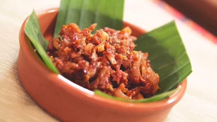 Resep Sambel Jangkang Crispy Ekstra Pedas