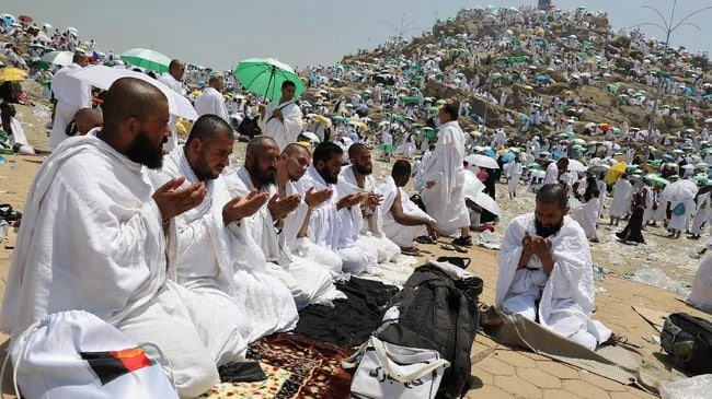 Wukuf di Arafah Merupakan Rukun Haji yang Kedua