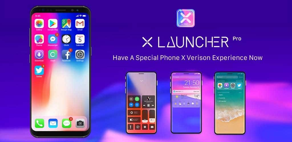 X Launcher