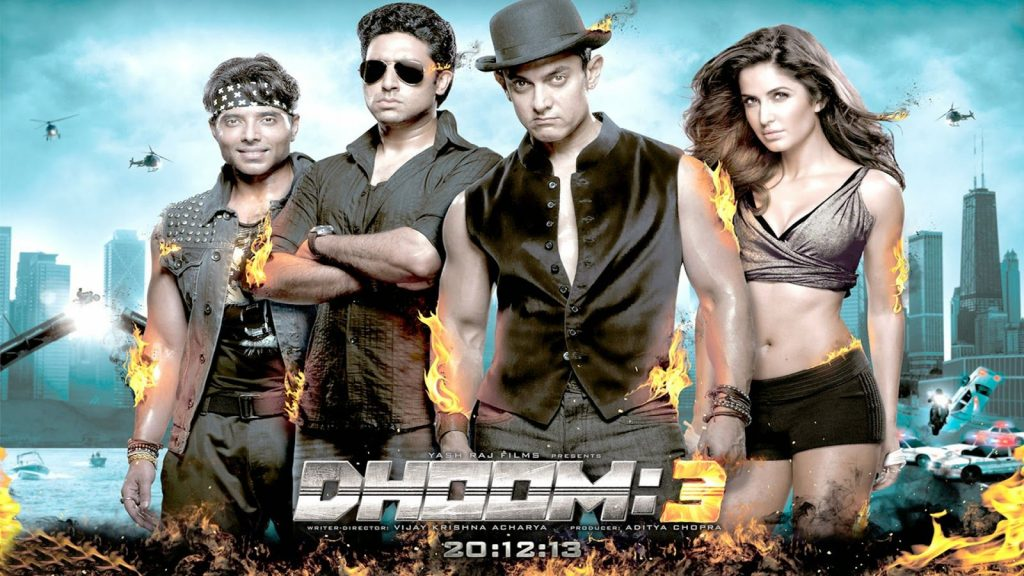 Dhoom 3 : Back In Action