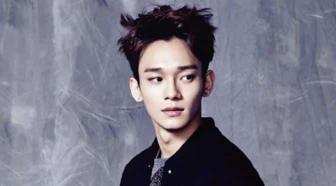 Biodata Chen EXO