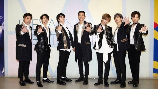 Boyband Super Junior