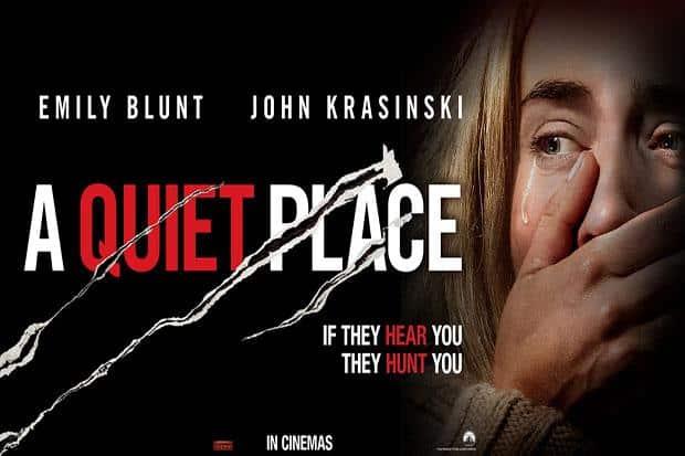 Film Horor Terbaik, A Quite Place (2018)