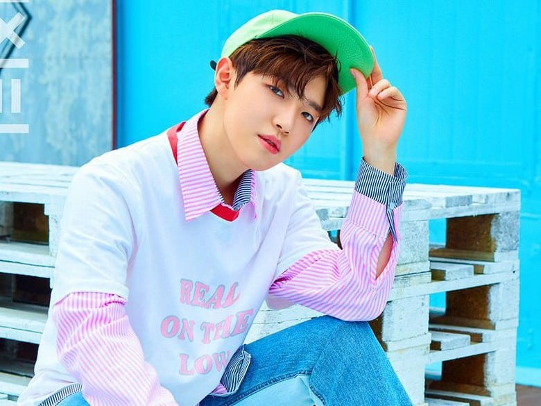 Member Wanna One jim Jae Hwan