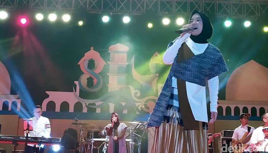Pengalaman Nissa Sabyan bersama Sabyan Gambus Dalam konser Luar Negeri