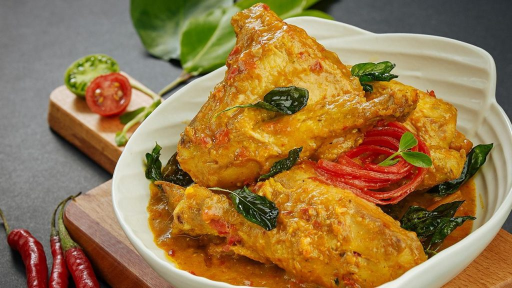 Resep Ayam Woku Khas Makassar