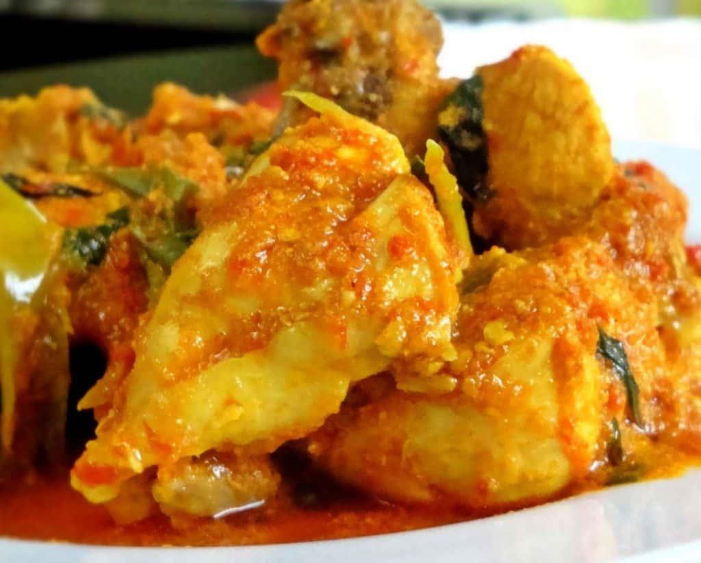 Resep Ayam Woku Lezat