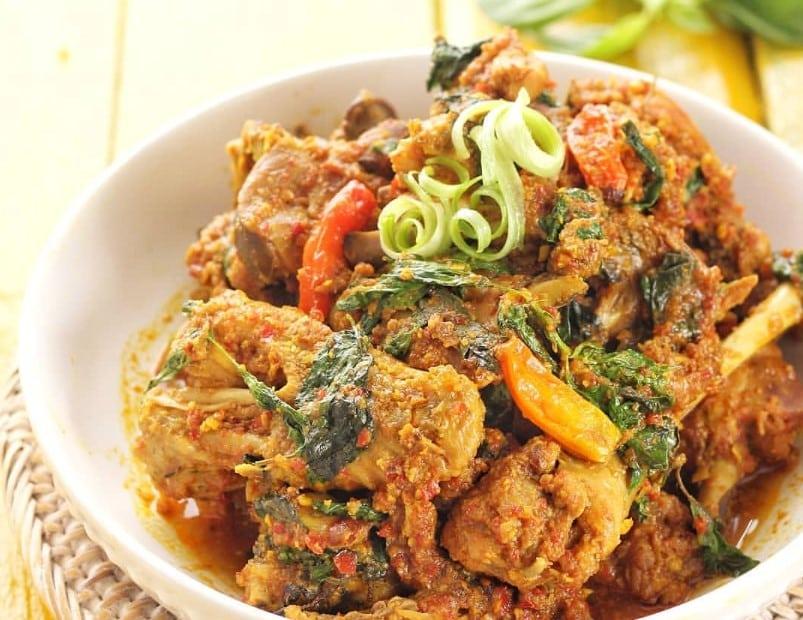 Resep Ayam Woku Pedas Gurih