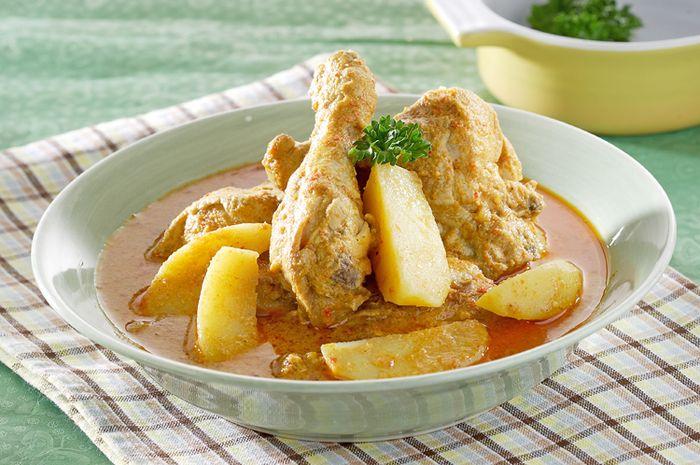 Resep Gulai Ayam Kentang