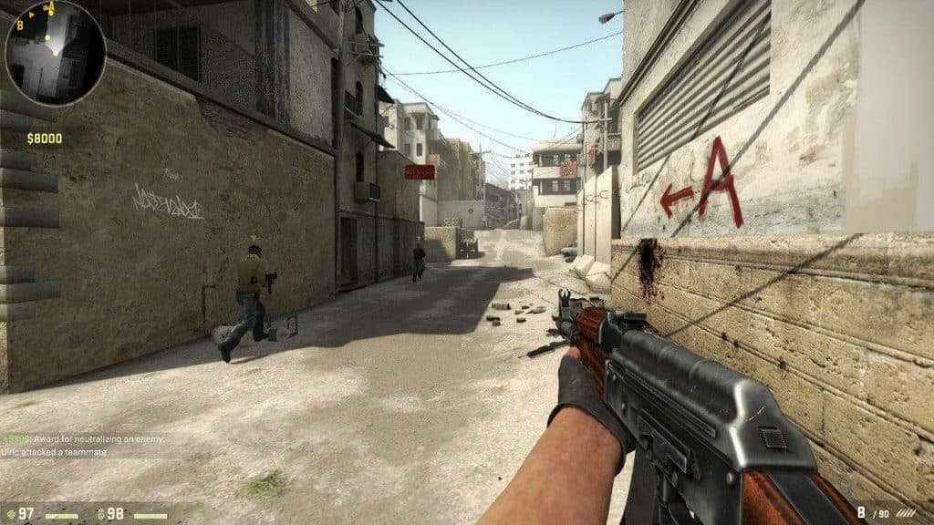 GAME ONLINE COUNTER STRIKE GLOBAL OFFENSIVE