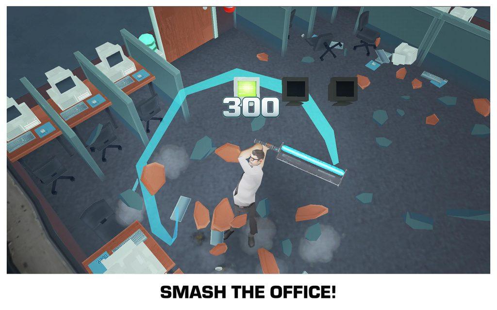 SMASH THE OFFICE – STRESS FIX