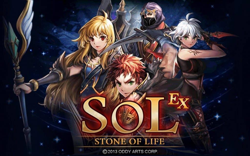 SOL STONE OF LIFE EX