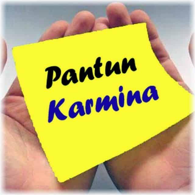 PANTUN KARMINA