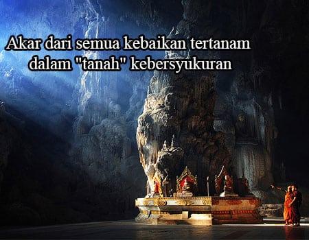 UNTAIAN KATA KATA INDAH AGAMA BUDDHA