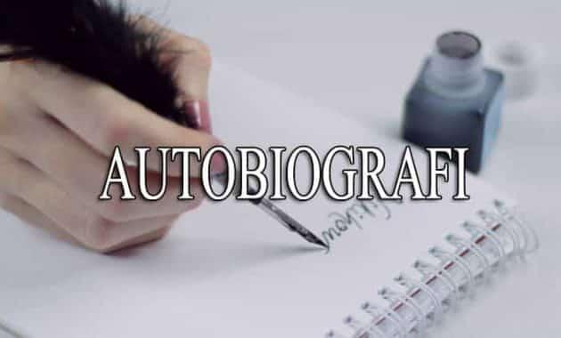 CONTOH AUTOBIOGRAFI SINGKAT DIRI SENDIRI