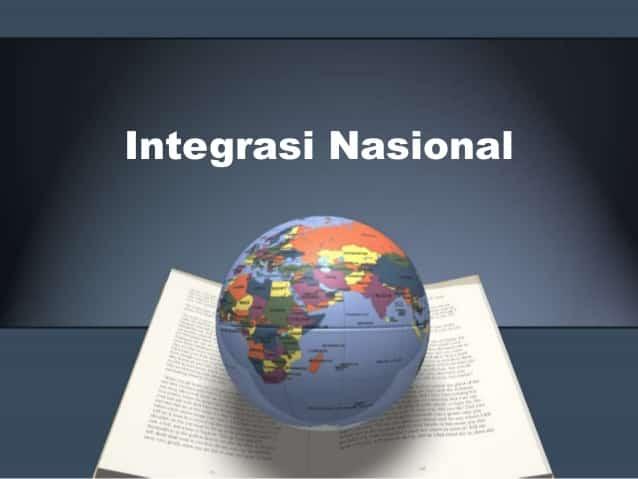 PENGERTIAN INTEGRASI NASIONAL MENURUT AHLI