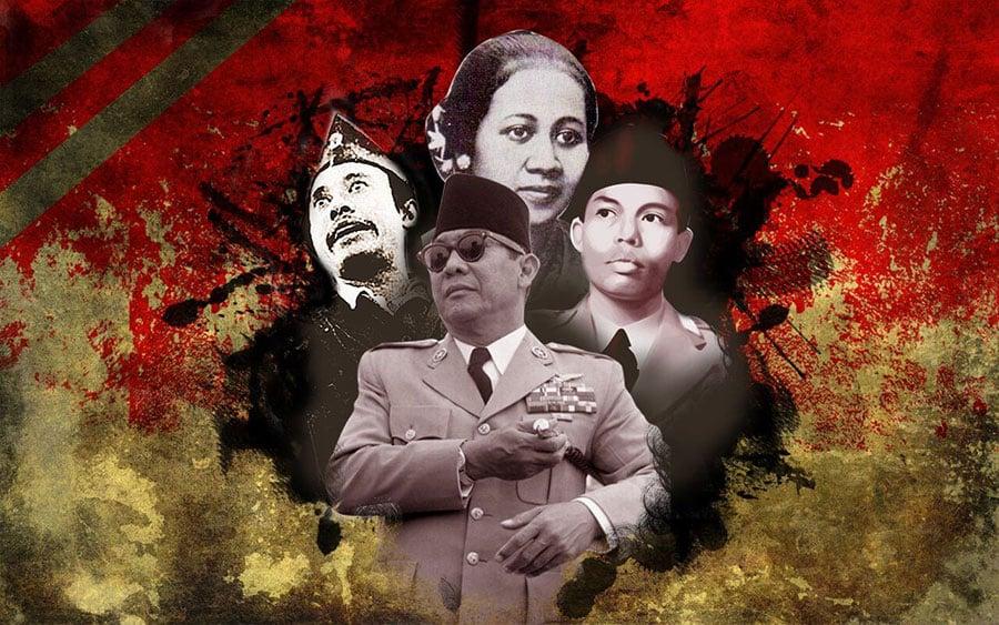 PUISI PAHLAWAN PEJUANG INDONESIA