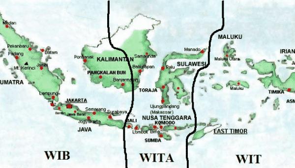 PENGARUH DARI LETAK ASTRONOMIS NEGARA INDONESIA PADA KERAGAMAN HAYATI