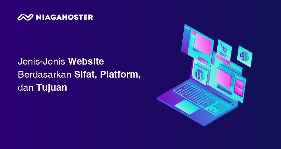 Tentukan Platform Website