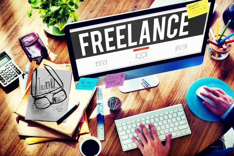 Menjadi seorang freelancer
