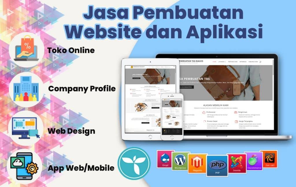 Jasa Membuat Website