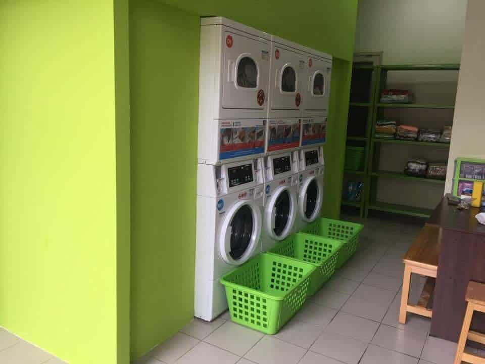 Membuka laundry di rumah