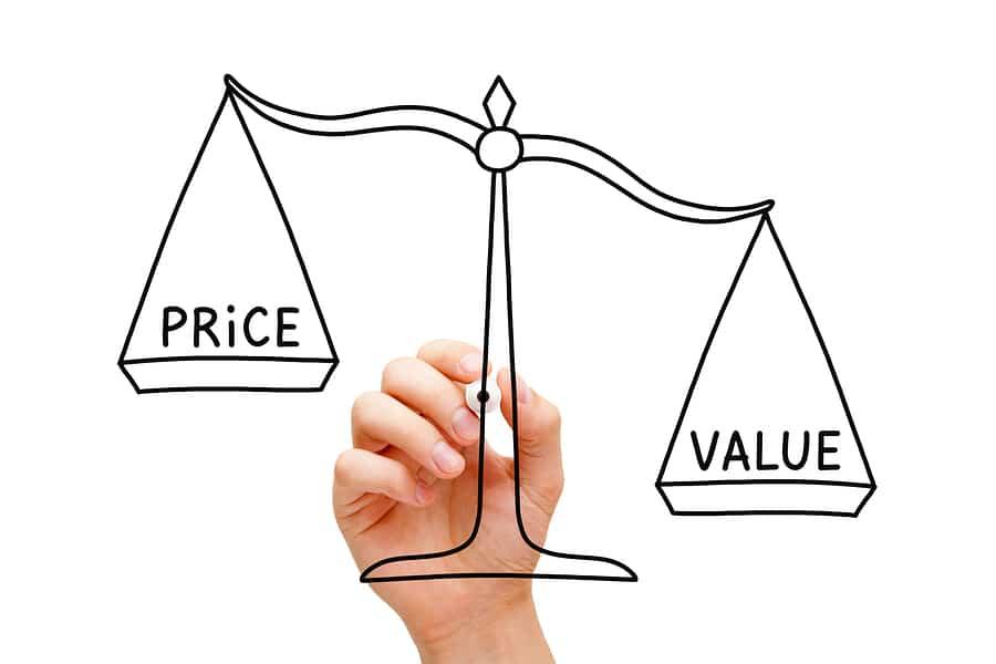 Menetapkan harga yang bersaing