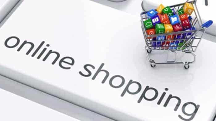 Menjual barang online